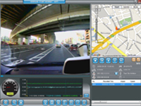 Roadscan DM Software in actie