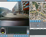 Roadscan DM Software in actie in Brussel