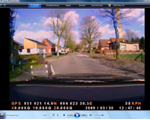 Roadscan DM Video in actie